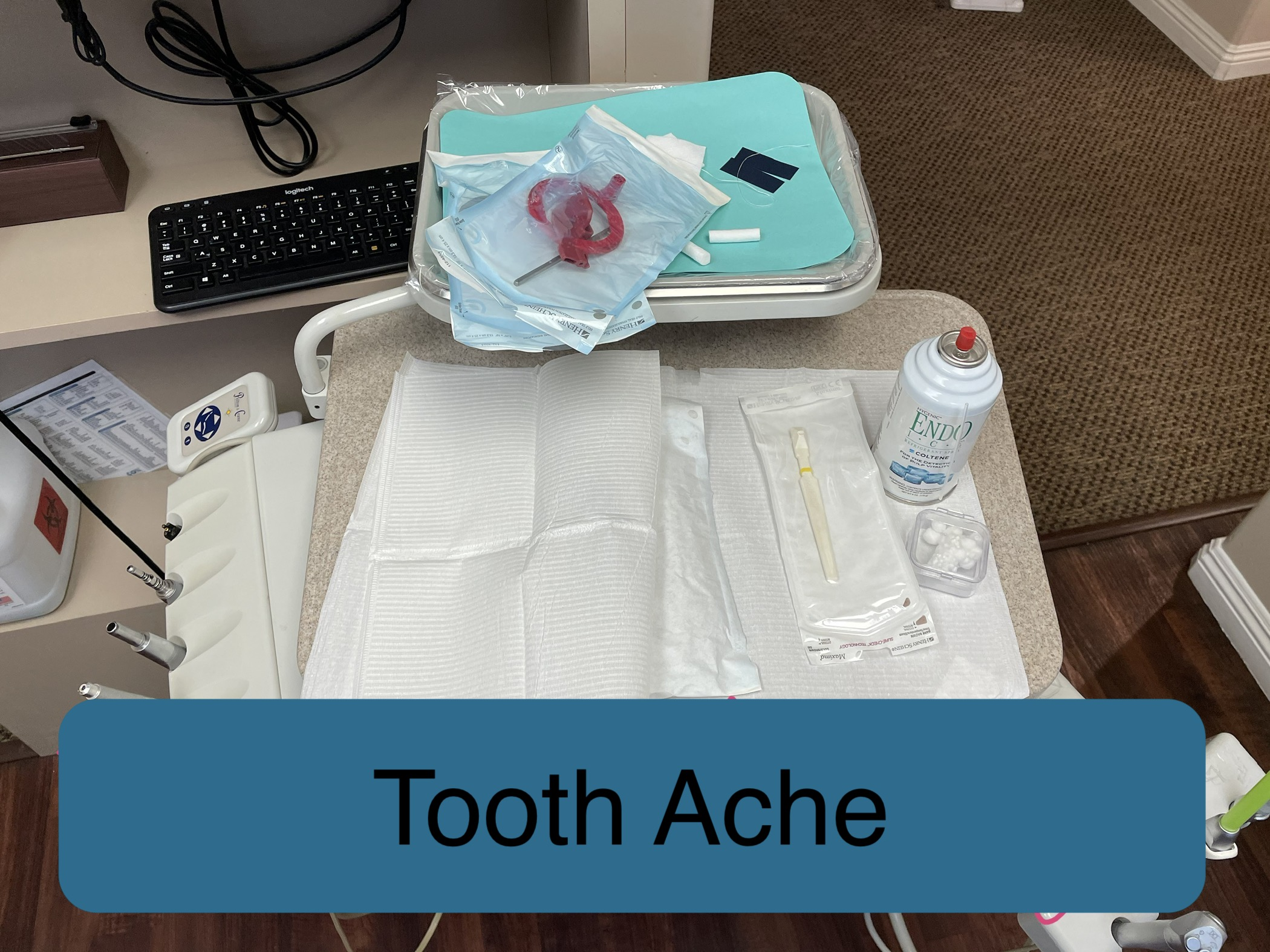 Tooth Ache Sample